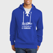 Sport-Tek® Lace Up Pullover Hooded Sweatshirt. ST271